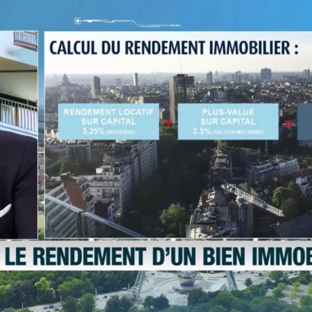 Comment calculer le rendement d'un bien immobilier?